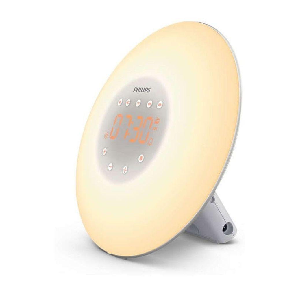 Philips Wake-up Light HF3506/05 Wit