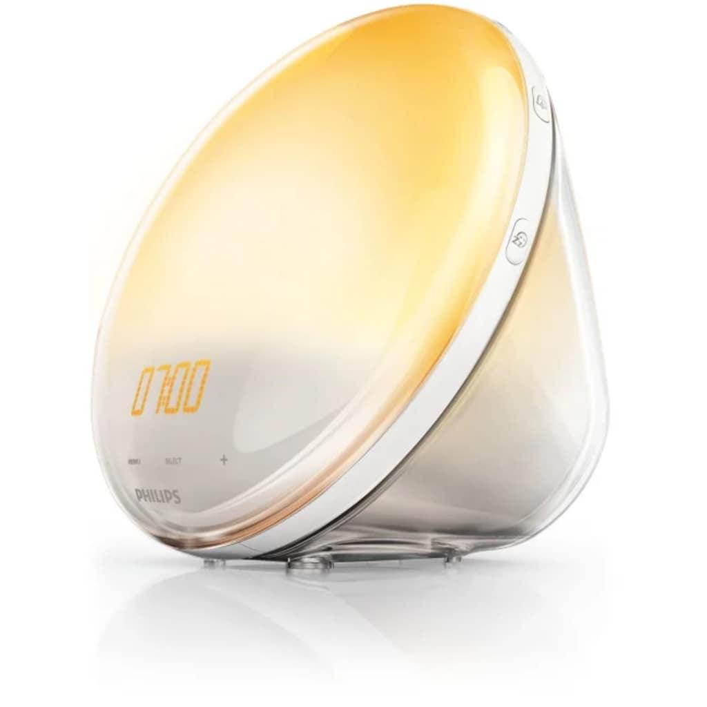 Philips Wake-up Light HF3532/01 Wit