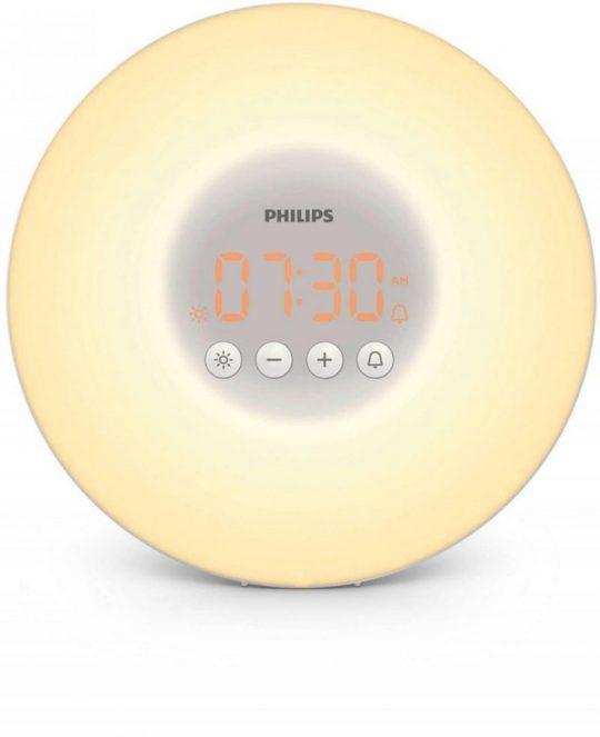 Philips – Wake-Up Light alarm clock HF3500/01