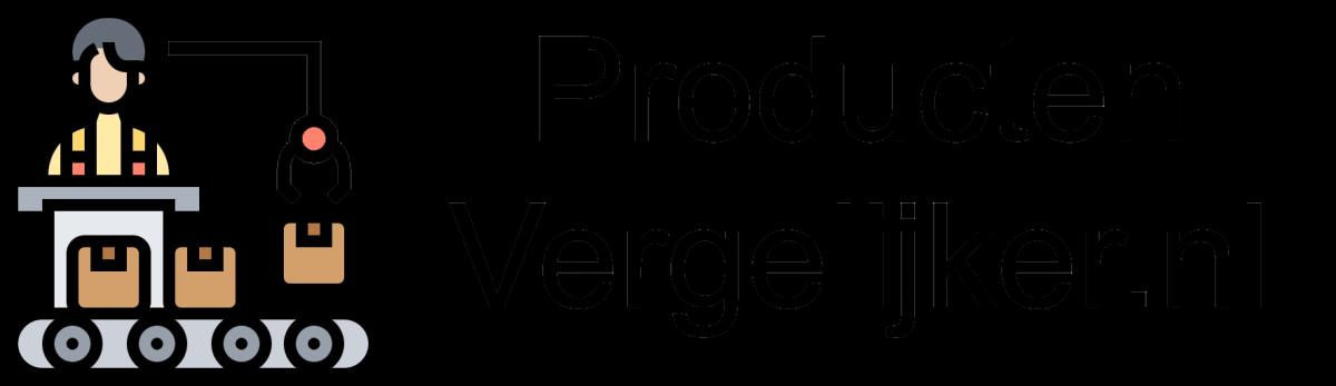 Producten vergelijker