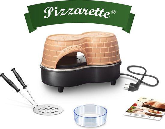 Mini pizzarette