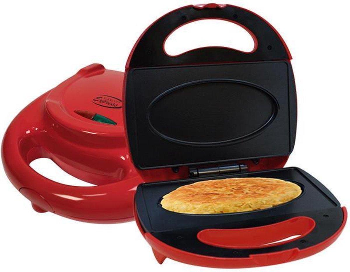 Mini tosti-ijzer